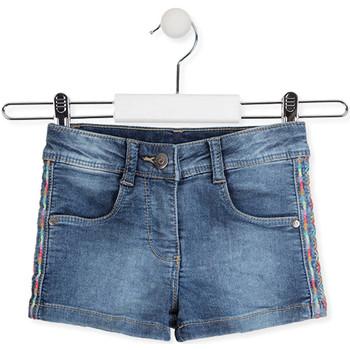 textil Niños Shorts / Bermudas Losan 016-6022AL Azul