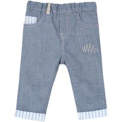 textil Niños Pantalones con 5 bolsillos Chicco 09008117000000 Azul