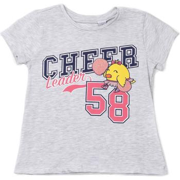 textil Niños Camisetas manga corta Chicco 09006955000000 Gris