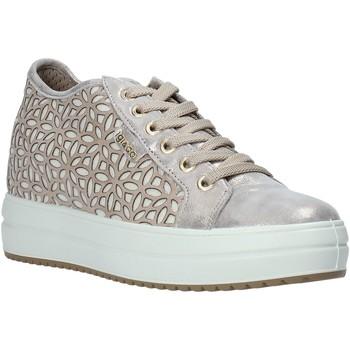 IgI&CO 5160022 Beige - Zapatos Deportivas altas Mujer 5390