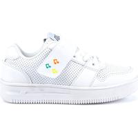 Zapatos Niños Zapatillas bajas Lumberjack SB81211 001 V66 Blanco