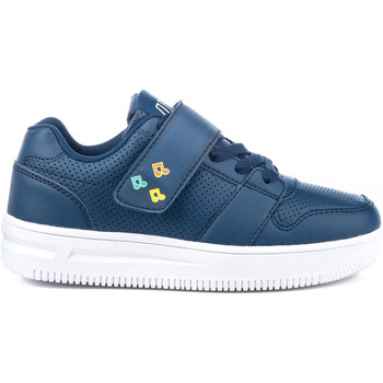 Zapatos Niños Zapatillas bajas Lumberjack SB81211 001 V66 Azul