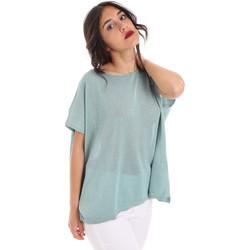 textil Mujer Tops / Blusas Gaudi 011FD53011 Azul