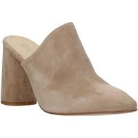 Zapatos Mujer Zuecos (Clogs) IgI&CO 5187811 Beige
