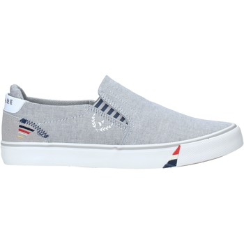 Zapatos Hombre Slip on Navigare NAM010006 Gris
