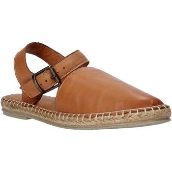 Zapatos Mujer Sandalias Bueno Shoes 9J322 Marrón