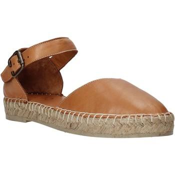 Zapatos Mujer Sandalias Bueno Shoes L2902 Marrón