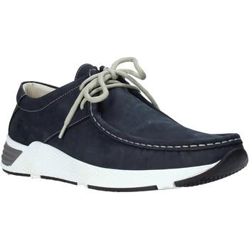 Zapatos Hombre Zapatos náuticos Valleverde 11872 Azul