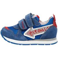 Zapatos Niños Zapatillas bajas Naturino 2014913 01 Azul