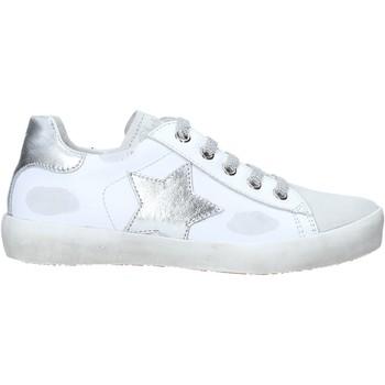 Zapatos Niños Zapatillas altas Naturino 2014752 02 Blanco