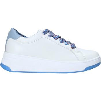 Zapatos Mujer Zapatillas bajas Apepazza S0BASKET04/FLW Blanco