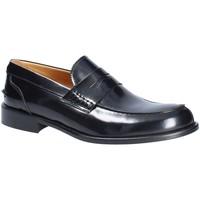 Zapatos Hombre Mocasín Exton 102 Negro