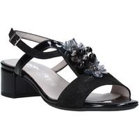 Zapatos Mujer Sandalias Comart 083308 Negro