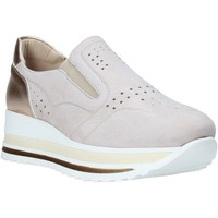 Zapatos Mujer Slip on Comart 1A3391PE Beige