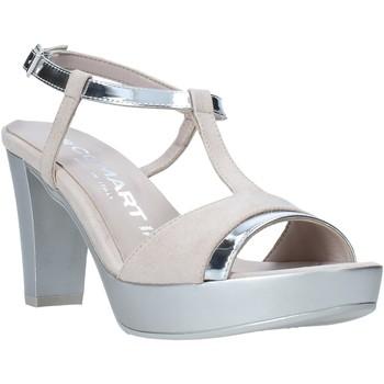 Zapatos Mujer Sandalias Comart 093437 Beige