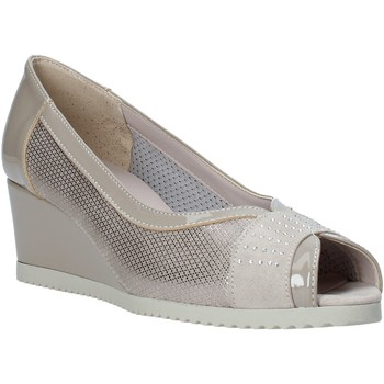 Zapatos Mujer Sandalias Comart 023353 Beige