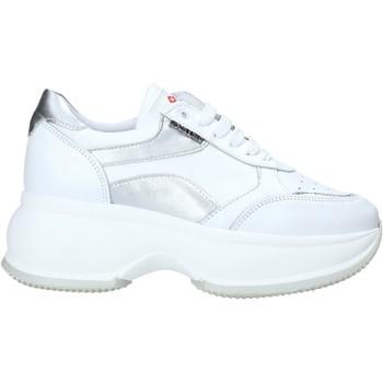 Zapatos Mujer Zapatillas bajas Exton 1575 Blanco