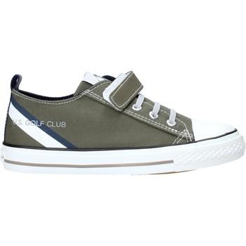 Zapatos Niños Zapatillas bajas U.s. Golf S20-SUK608 Verde