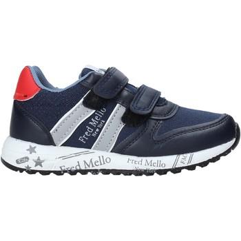 Zapatos Niño Zapatillas bajas Fred Mello S20-SFK318 Azul