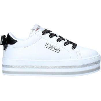 Zapatos Niños Zapatillas bajas Sweet Years S20-SSK415 Blanco