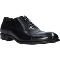 Zapatos Hombre Derbie Exton 1391 Negro