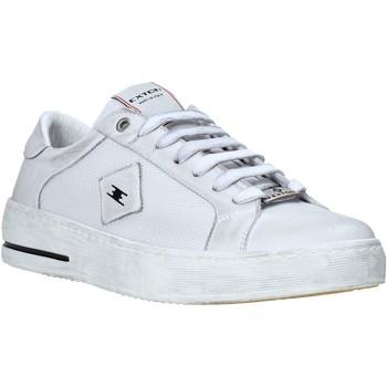 Zapatos Hombre Zapatillas bajas Exton 177 Blanco