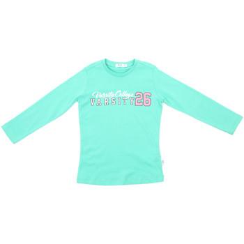 textil Niños Camisetas manga larga Melby 70C5615 Verde