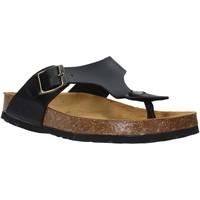 Zapatos Niños Chanclas Bamboo BAM-222 Negro