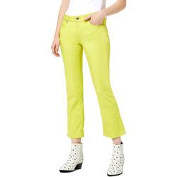 textil Mujer Pantalones chinos Liu Jo WA0185 T7144 Amarillo