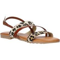 Zapatos Mujer Sandalias Jeiday JUNGLA-SALLY Marrón