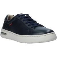 Zapatos Hombre Zapatillas bajas CallagHan 14100 Azul