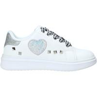 Zapatos Niños Zapatillas bajas Joli JS0068S Blanco