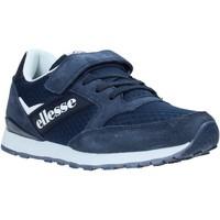 Zapatos Niños Zapatillas bajas Ellesse ES0008S Azul