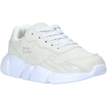 Zapatos Niños Zapatillas bajas Miss Sixty S20-SMS737 Blanco