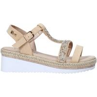 Zapatos Niña Sandalias Miss Sixty S20-SMS785 Oro