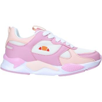 Zapatos Niños Zapatillas bajas Ellesse ES0007S Rosado