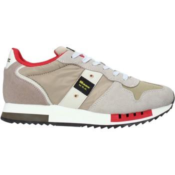 Zapatos Hombre Zapatillas bajas Blauer S0QUEENS01/MES Beige