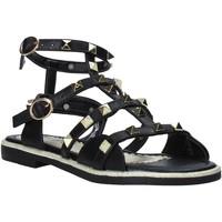 Zapatos Niña Sandalias Joli JT0079S Negro