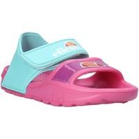 Zapatos Niños Sandalias Ellesse OS EL01B70426 Rosado
