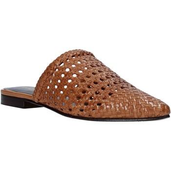 Zapatos Mujer Zuecos (Clogs) Marco Ferretti 161357MF Marrón