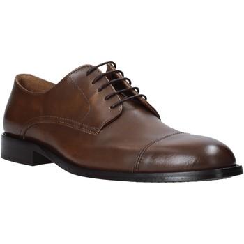 Zapatos Hombre Richelieu Marco Ferretti 113043MF Marrón