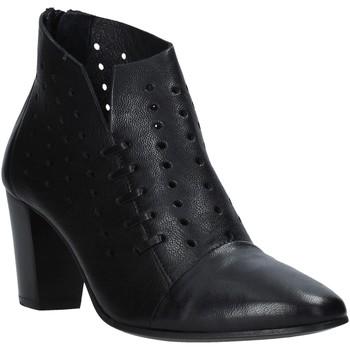 Zapatos Mujer Botines Mally 6878 Negro