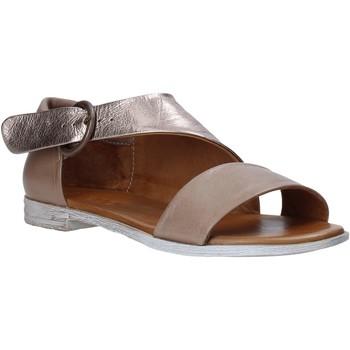 Zapatos Mujer Sandalias Bueno Shoes 9N5034 Gris