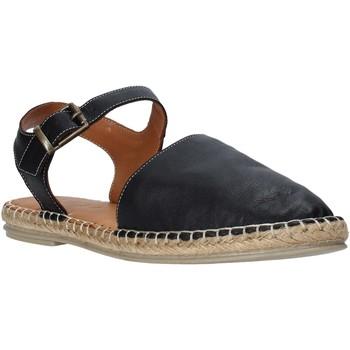 Zapatos Mujer Sandalias Bueno Shoes 9J322 Negro