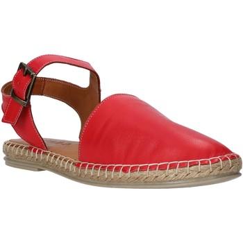 Zapatos Mujer Sandalias Bueno Shoes 9J322 Rojo