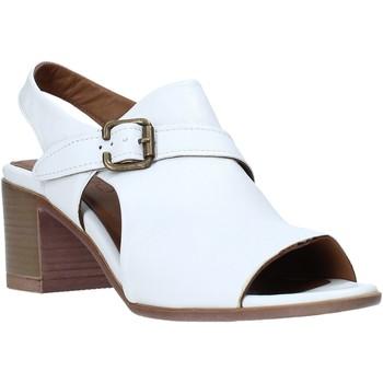 Zapatos Mujer Sandalias Bueno Shoes 9L102 Blanco