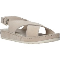 Zapatos Mujer Sandalias Lumberjack SW83506 002 D01 Beige