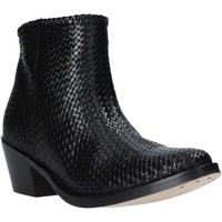 Zapatos Mujer Botines Mfw 172883MW Negro