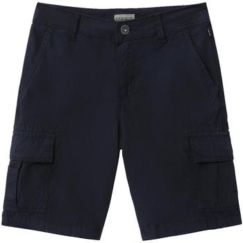 textil Niños Shorts / Bermudas Napapijri NP0A4E4G Azul