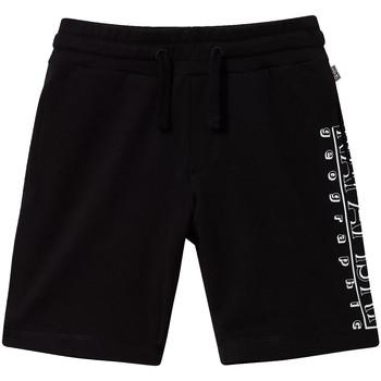 textil Niños Shorts / Bermudas Napapijri NP0A4E4I Negro